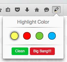 Highlightor Screenshot