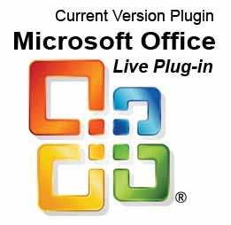 current version plugin microsoft office live plug-in