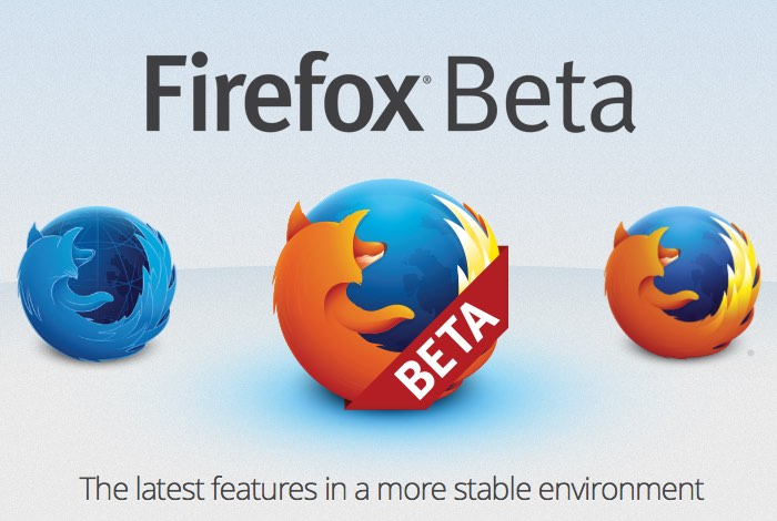 Firefox 42 with a new
