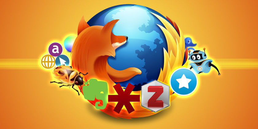 TOP 10 add-ons for Firefox 2013 version