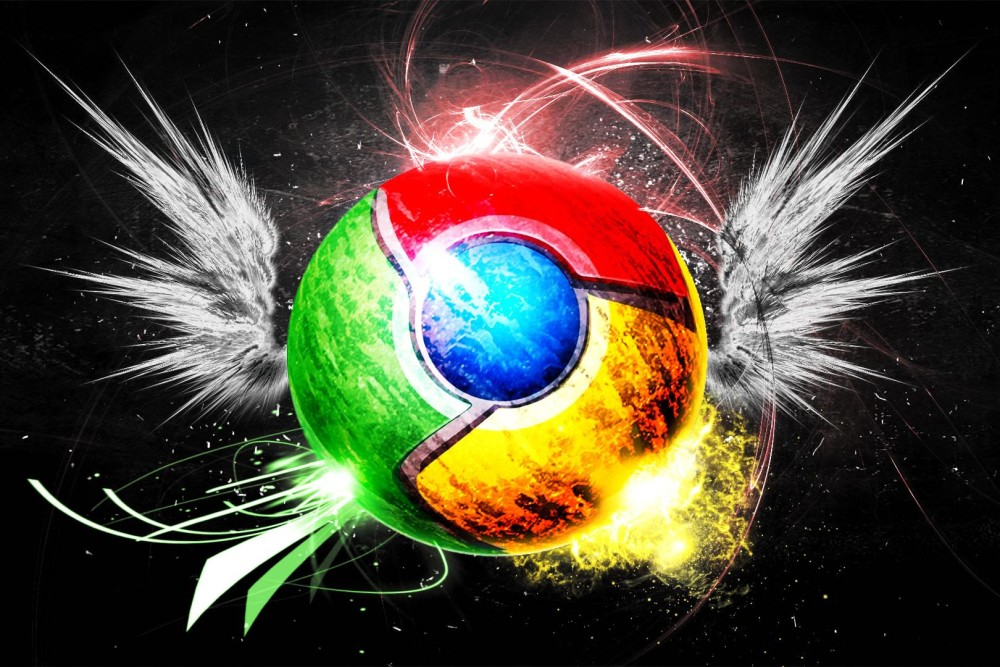 Chrome 45 browser
