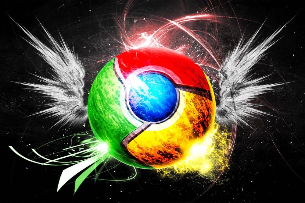 Chrome 45 browser