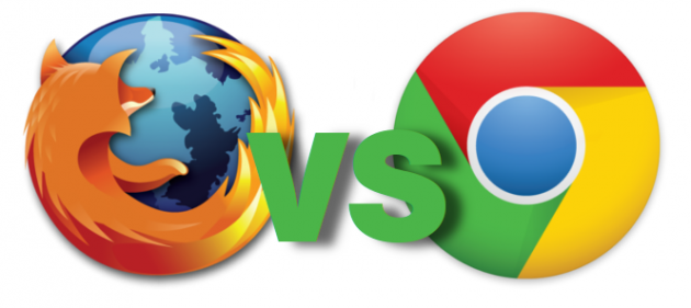 Google Chrome vs Firefox - Opinion: well, its bounce, I go back to Firefox