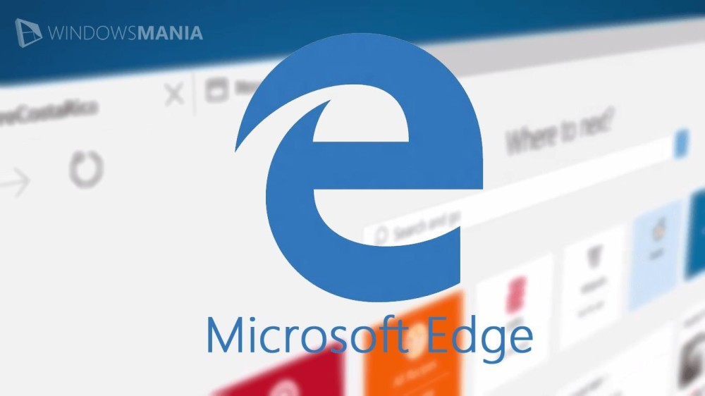 The Microsoft Edge web browser adds extensions support