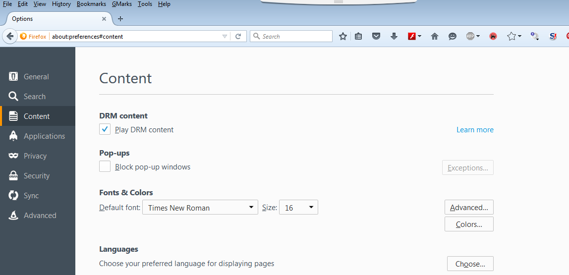 Firefox 38 Released - Download Current Version Plugins
