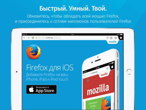 Web browser Firefox Screenshot